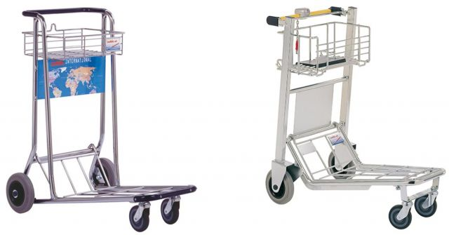 trolleys for luggage