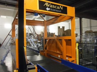 AVascaN® sur installation 4 sorties